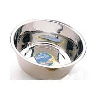 Stainless Steel Mirror Pet Dish