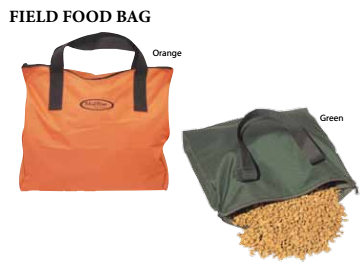 Mud River field food bag - Northwest Hunting Dogs Supply