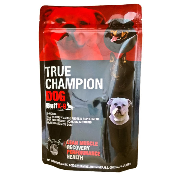 True Champion Dog® (120 serving) - Northwest Hunting Dogs Supply