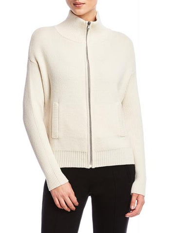 Bailey Gabbi Sweater Jacket-White