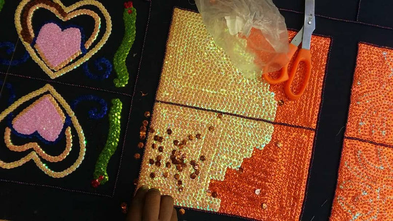 Gifts that Give Back... Haitian Beaded Clutches