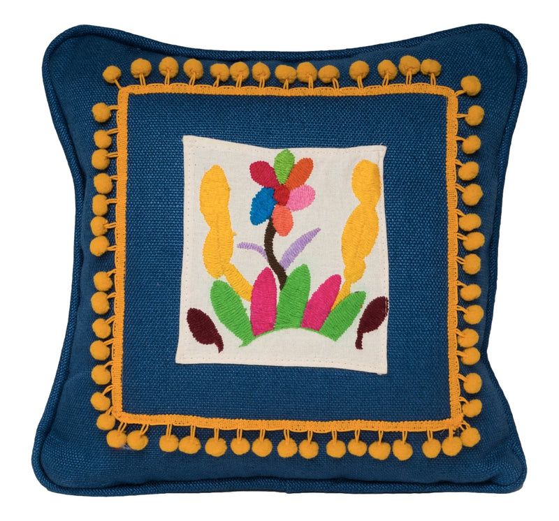 Ameca Otomi Pillow