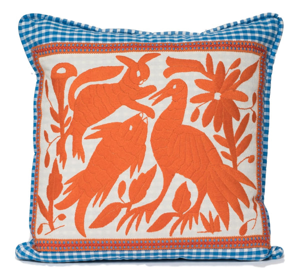 """Balsas"" Otomi Pillow"