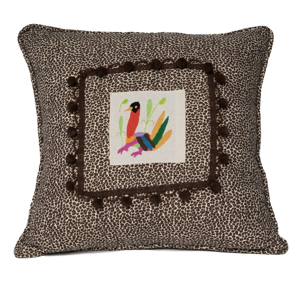 """Granja"" Otomi Pillow"