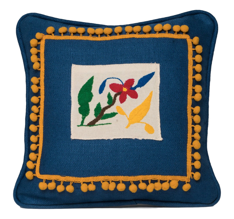 Aguanaval Otomi Pillow