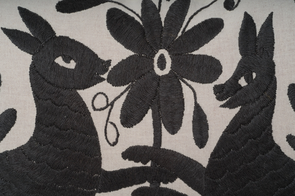"""Sonora"" Otomi Pillow"