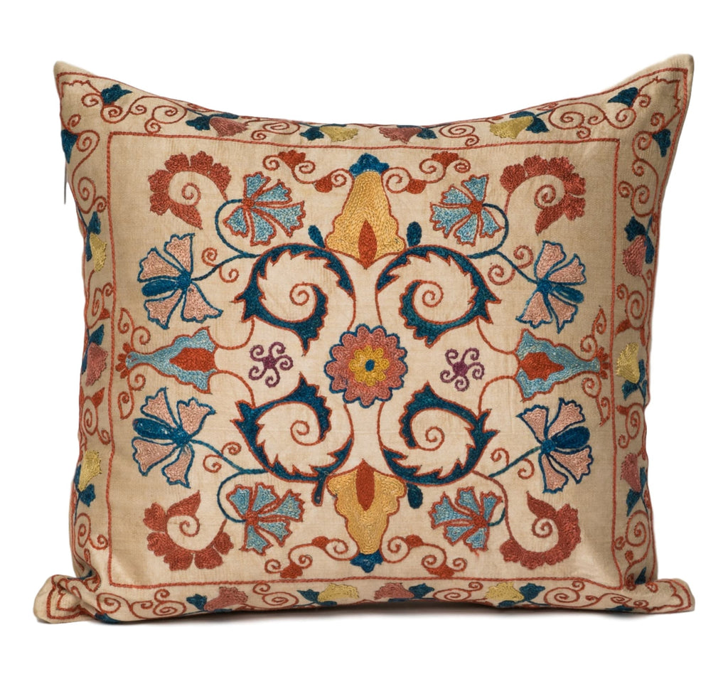 Cambeli Suzani Pillow