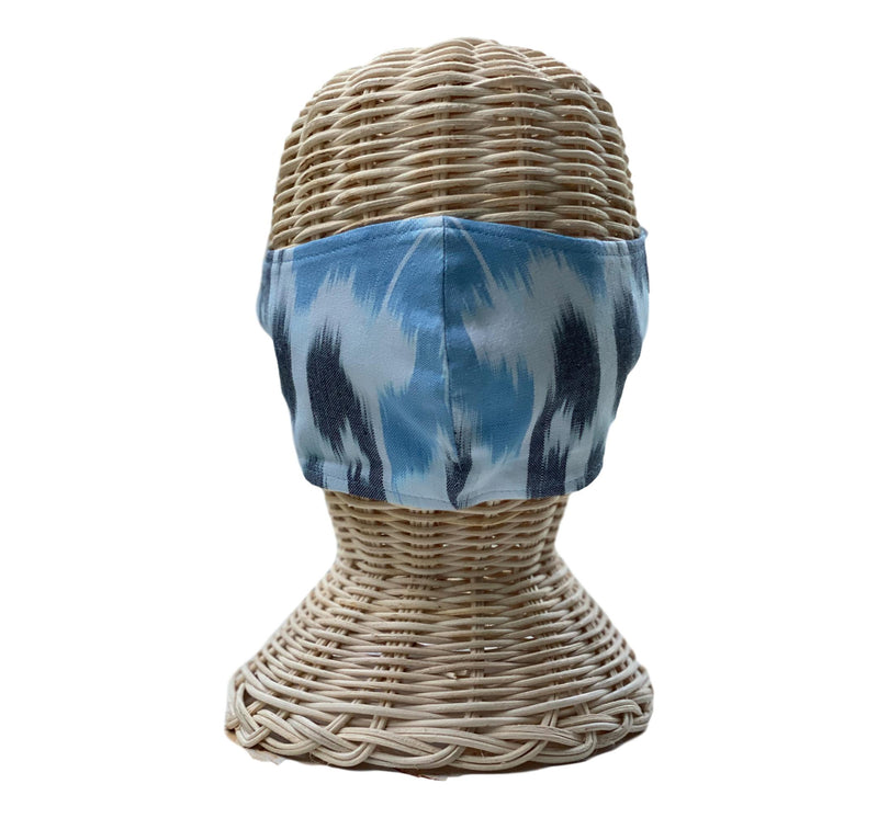 Fabric Face Mask- Ikat
