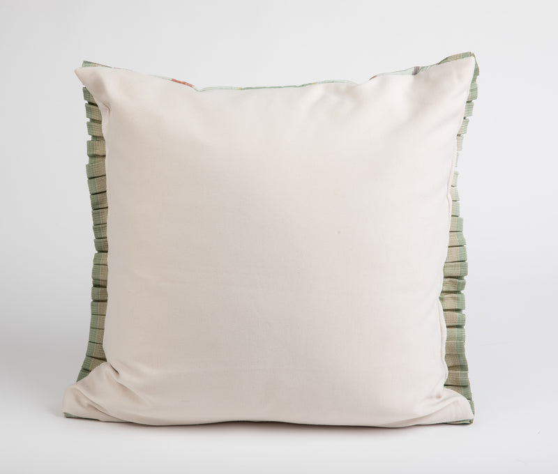 Giverny Silk Ikat Pillow - Large