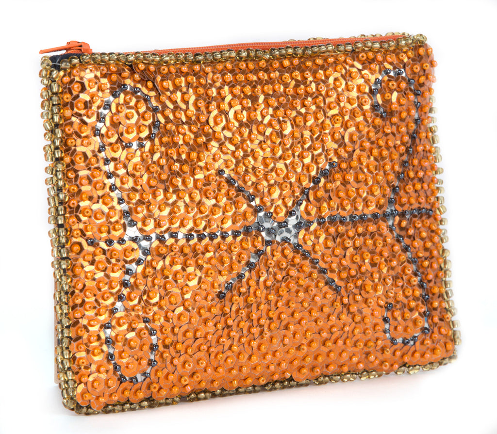 Beaded Evening Clutch