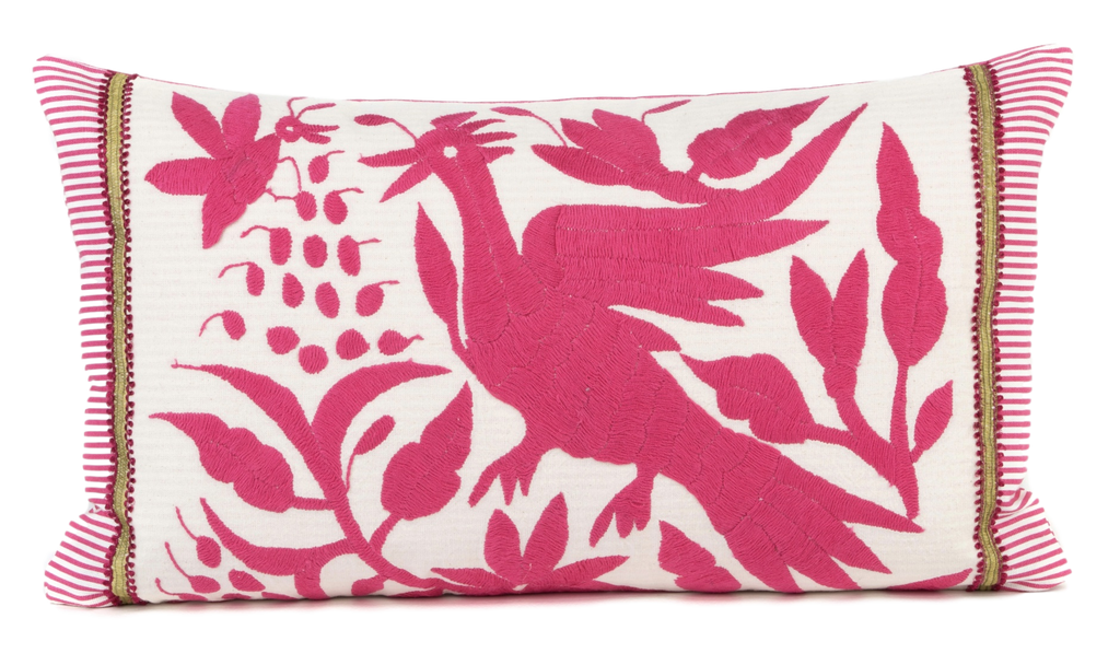 Rosada Otomi Pillow - Birds
