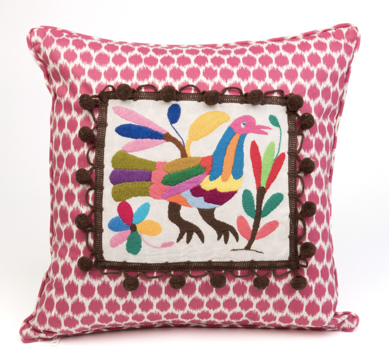 Francisco Otomi Pillow