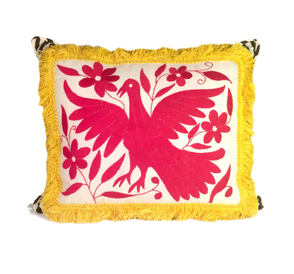 """Loreto"" Otomi Pillow"