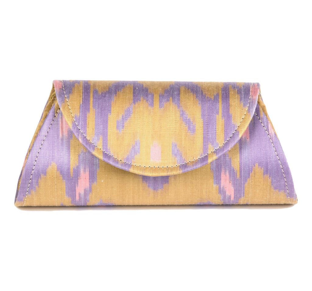 Ponte Vedra Hard Shell Clutch - Small