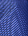 Fabric Face Mask - Royal Blue Piqué - Lightweight Solid Shirting Fabric