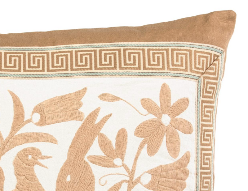 Sayula Otomi Pillow