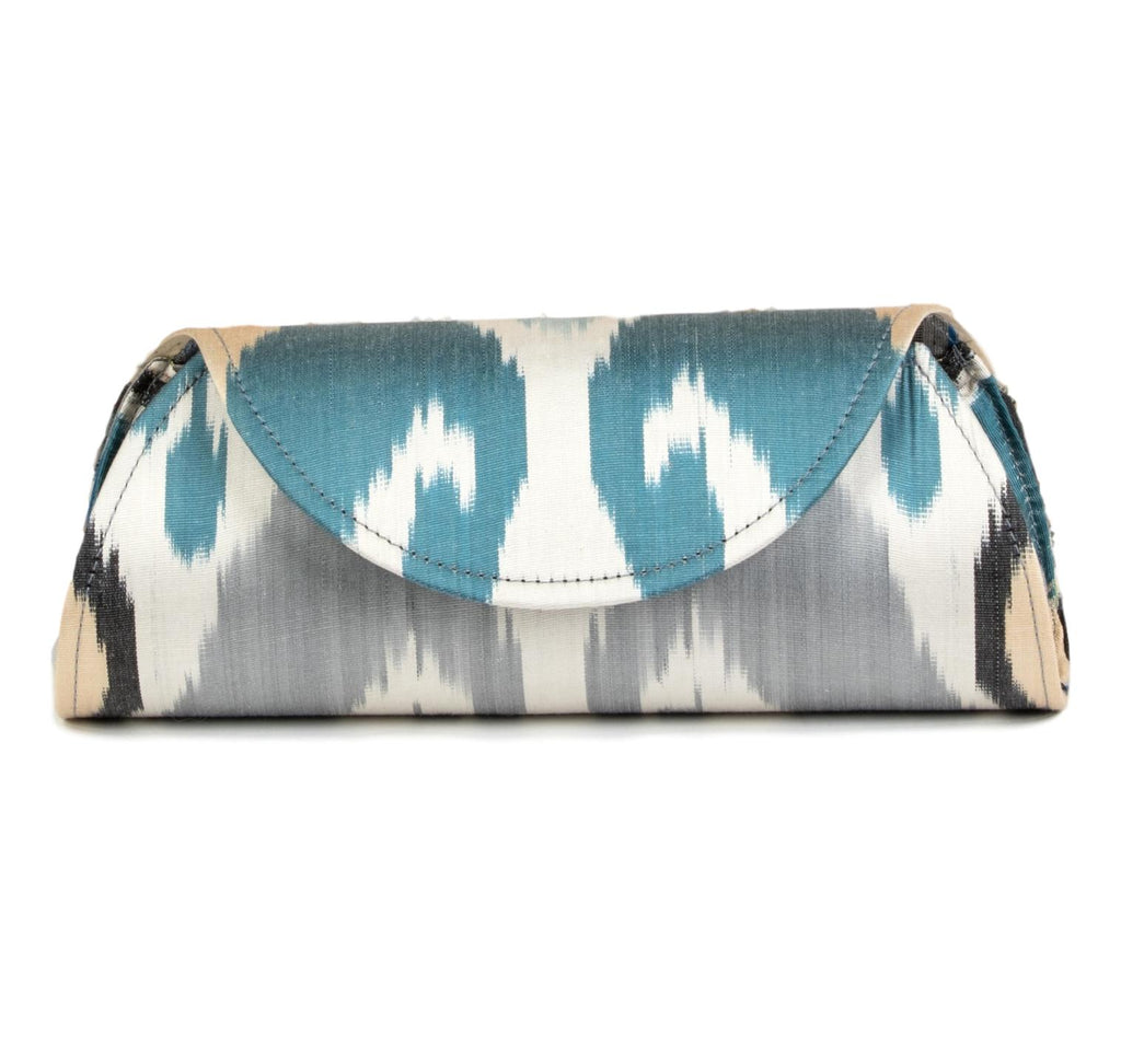 Sainte-Amande Hard Shell Clutch - Large