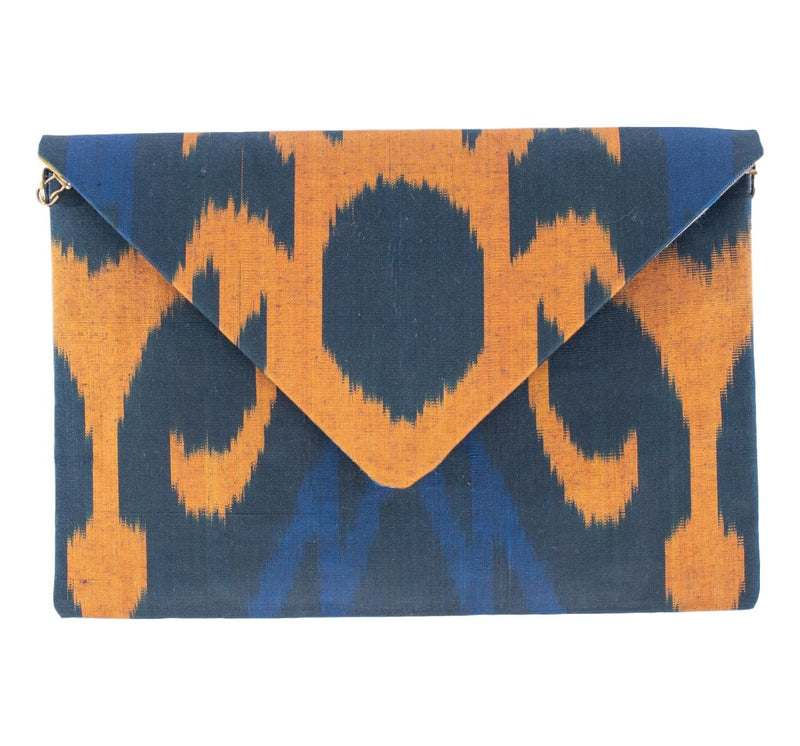 Hayfields Stadium Envelope Clutch