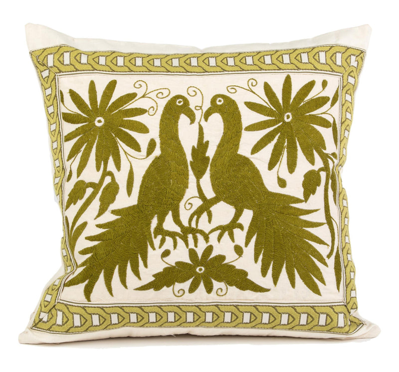 Ignacio Otomi Pillow
