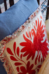 Dominique Otomi Pillow