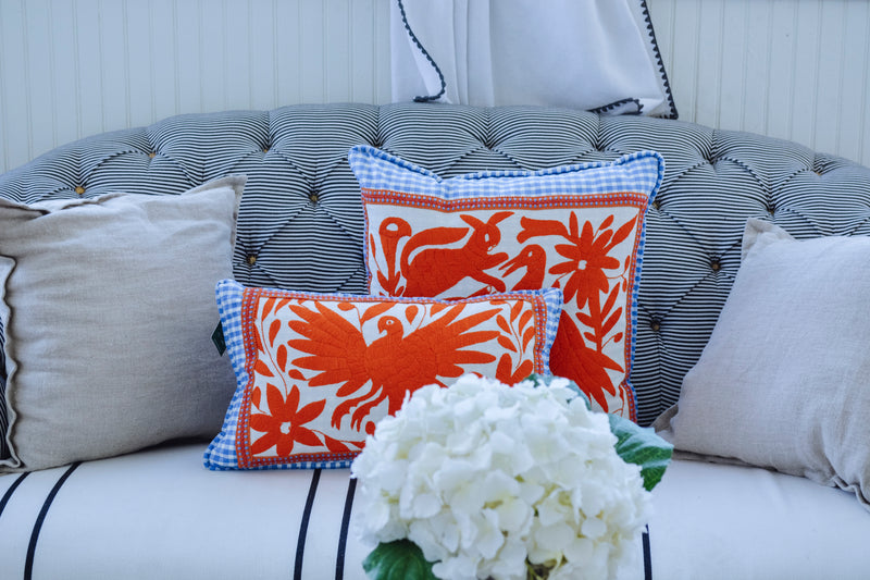 Balsas Otomi Pillow