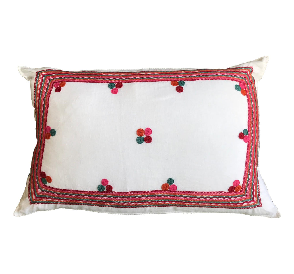 """San Cristobal"" Pillow from Mexico"