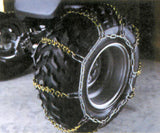 Mad Dog ATV V-Bar Tire Chains (pair)