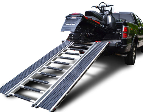 Caliber Ramp-Pro Universal ATV and Snowmobile Ramp (52