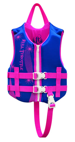 Full Throttle Child Rapid-Dry Vest