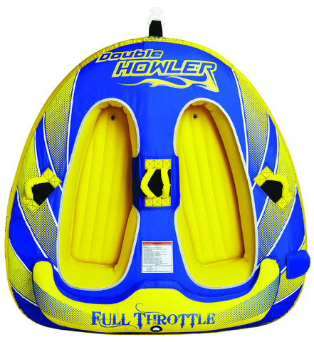 Full Throttle Double Howler Tube - 2 Riders