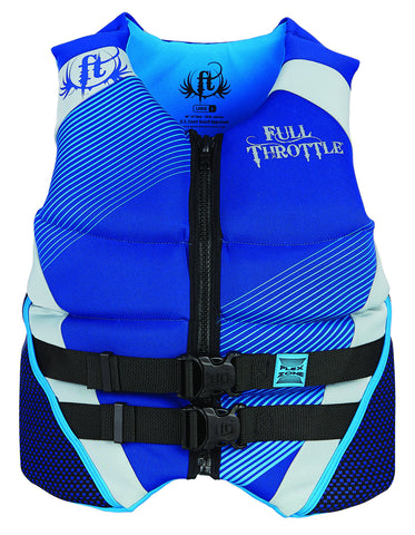 Full Throttle Neoprene Flex-Zone Vest