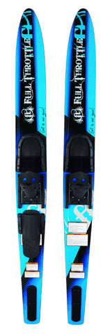 Full Throttle Traditional Combination Skis
