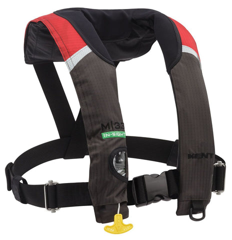 Kent M-33 Manual Inflatable Life Jacket