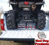 Mad Dog 7.5' Arched Folding Mesh ATV Ramp 1500 lb Capacity