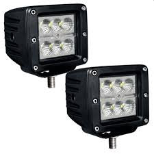 UTV 36w LED Flood Light Kit