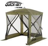 Quick-Set Traveler Screen Shelter - Green/Black