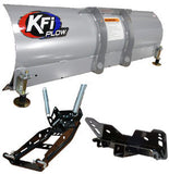 UTV Half Plow Kit with Steel Straight Blade