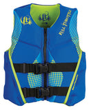 Full Throttle Youth Hinged Rapid-Dry Flex-Back Vest