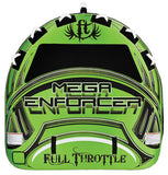 "Full Throttle Mega Enforcer 80"" D-Shape Tube - 1 to 3 Riders"
