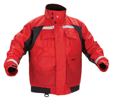 Kent Deluxe Flotation Jacket With ArcticShield Technology Hood