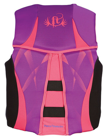 Full Throttle Women's Hinged Rapid-Dry Flex-Back Vest