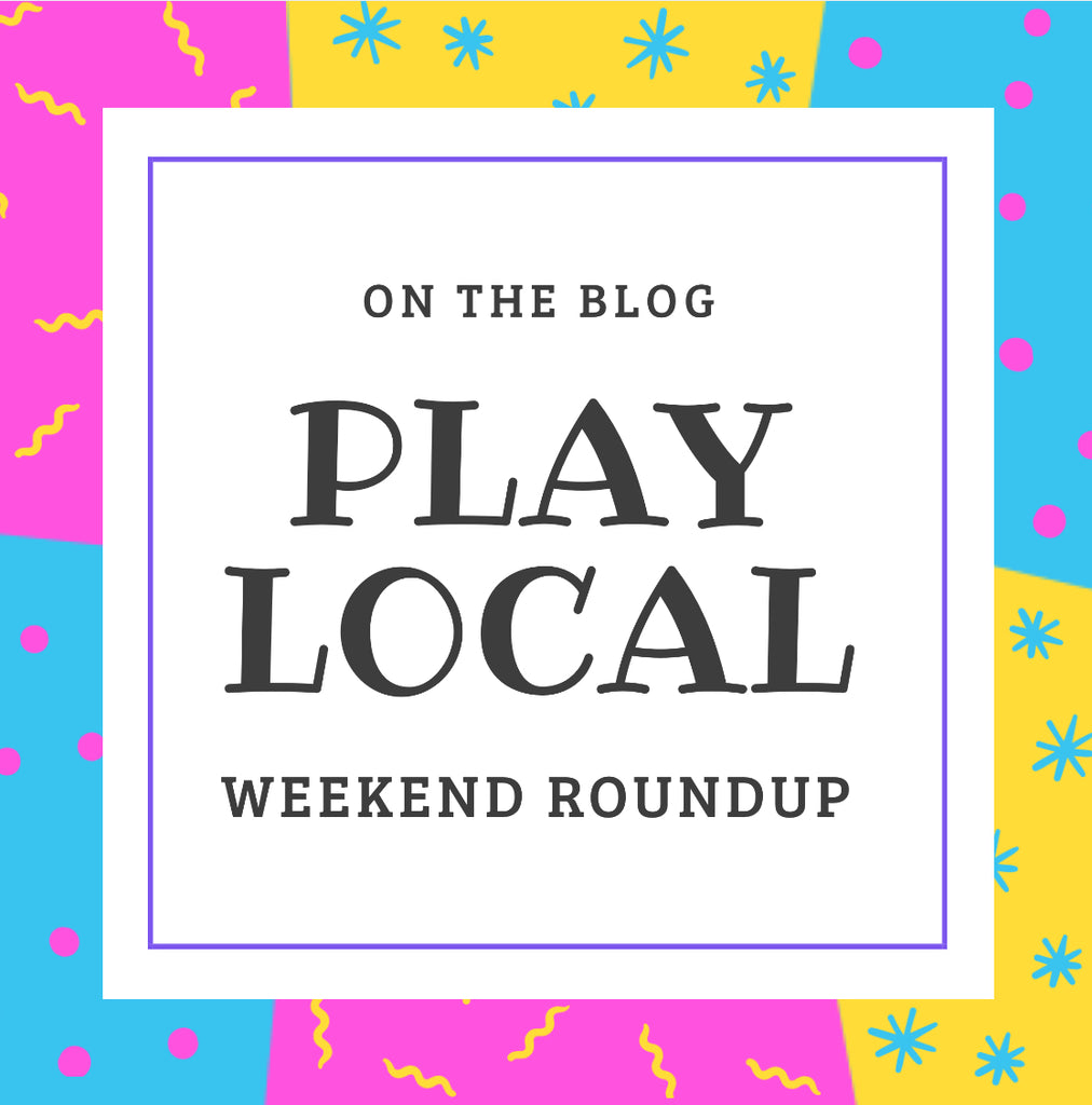 Play Local: Creative and Culinary Picks for This Weekend