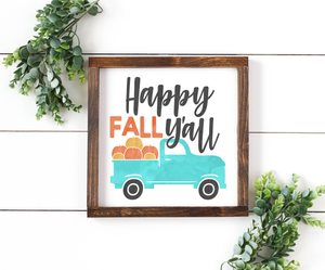 Nailed It: Framed DIY Farmhouse Signs