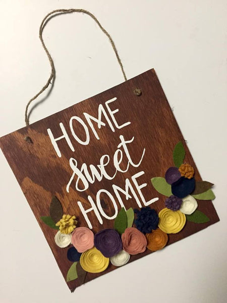 Sept 24 Harvest Swoon: Cozy Wood Sign Workshop