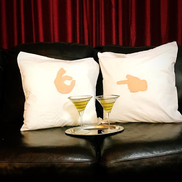 Feb 9 Dirty Martinis and Dirty Pillows