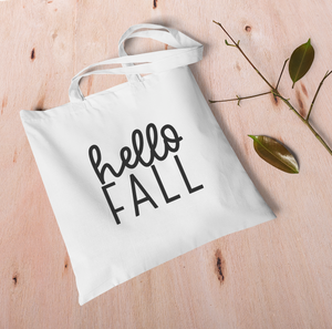 Fall for Totes: DIY Tote Bag Workshop