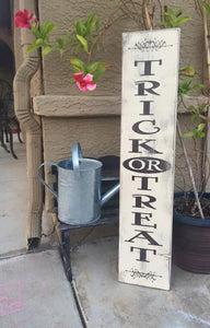 Oct 6 Pallet Party: Custom Halloween Porch Sign
