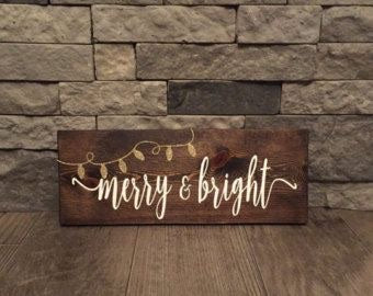 Dec 1 Pallet Party: Holiday Farmhouse Sign