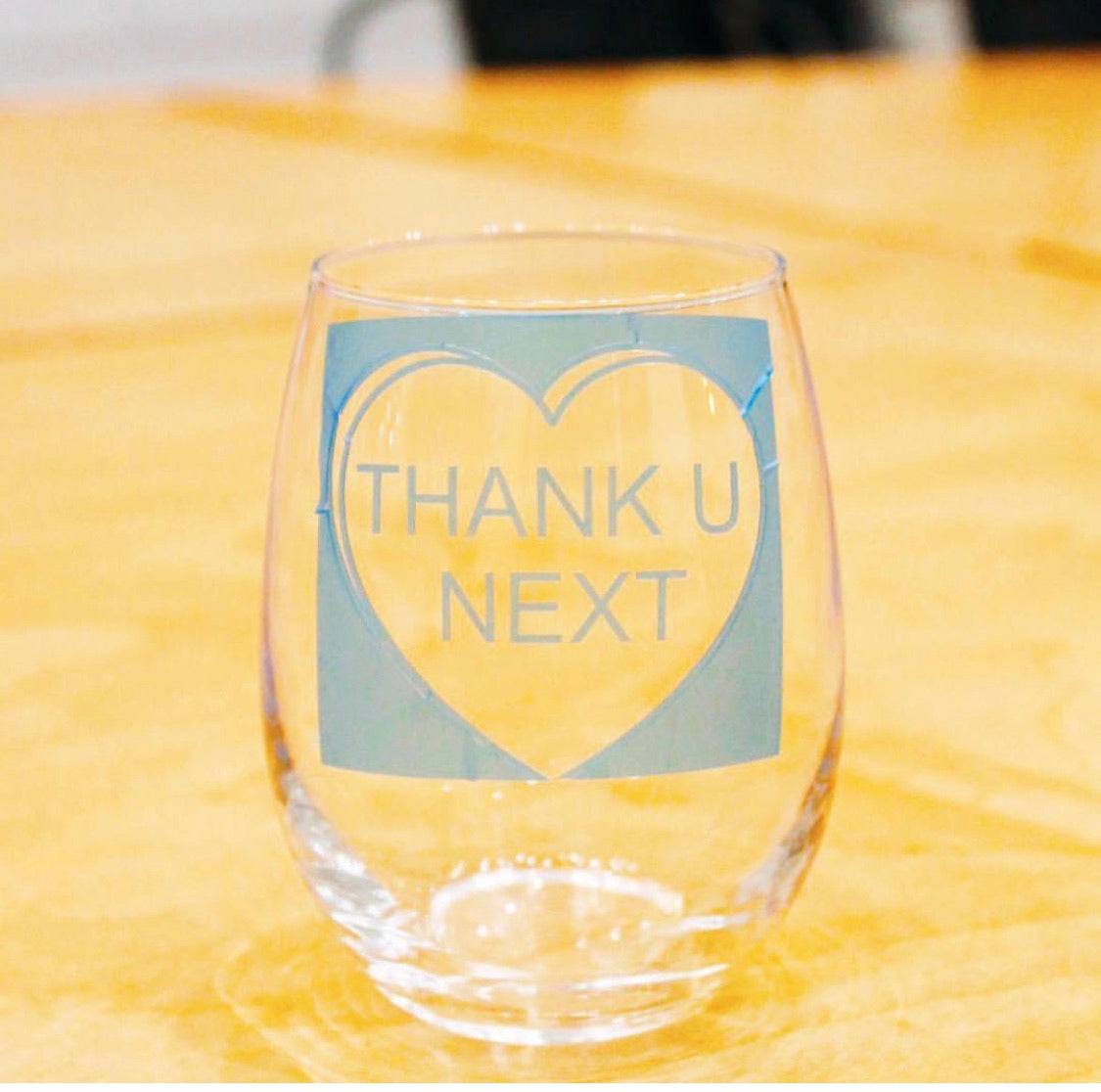 Whiskey is my Valentine Glass Etching Workshop