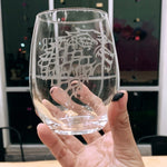 Game of Thrones Glass Etching Workshop
